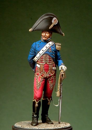 Captain of General Staff-Reign of Naples (1811-1815)