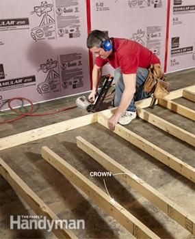 how to finish concrete basement walls