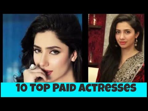 Highest paid TOP pakistani Most beautiful actresses 2017 I Pakistani Drama - YouTube