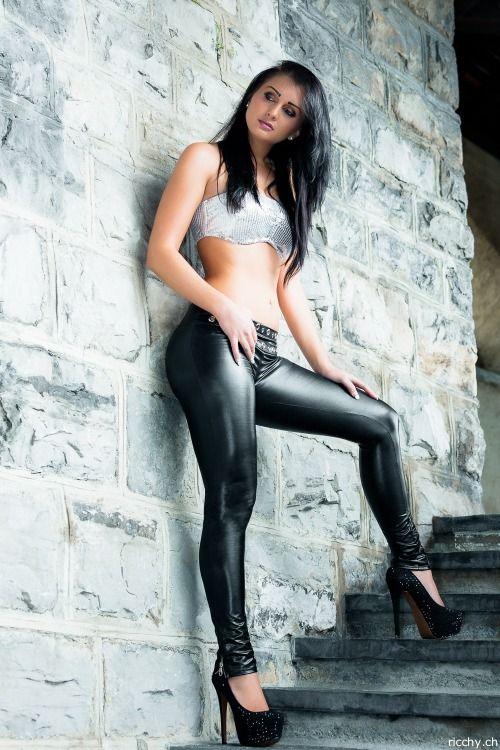 Phrase simply Sexy girls in tight leather pants remarkable