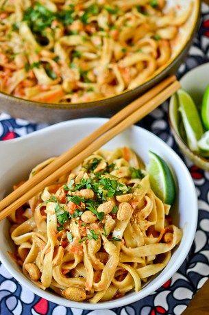 Cold Peanut-Sesame Noodles-13