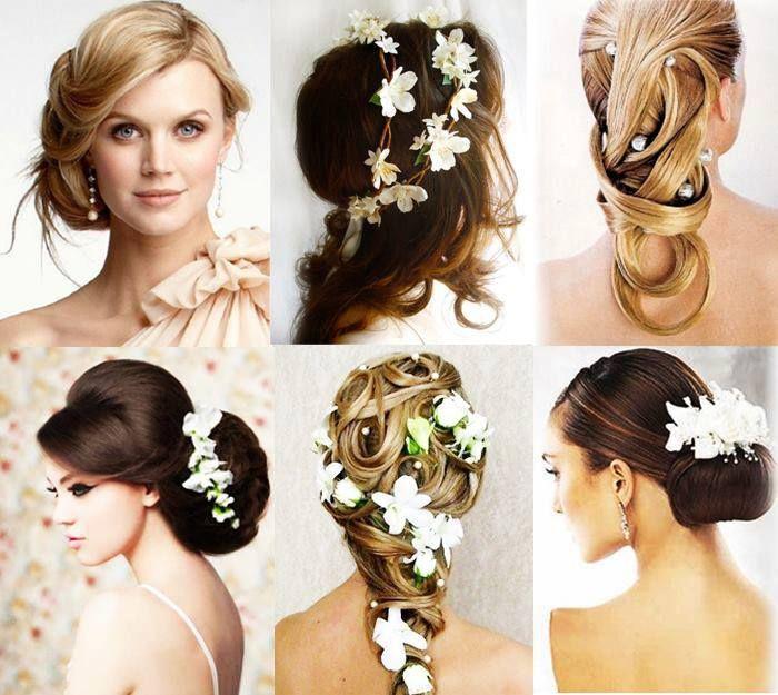 Elegant Hairstyles Hair Styles Pinterest Middle
