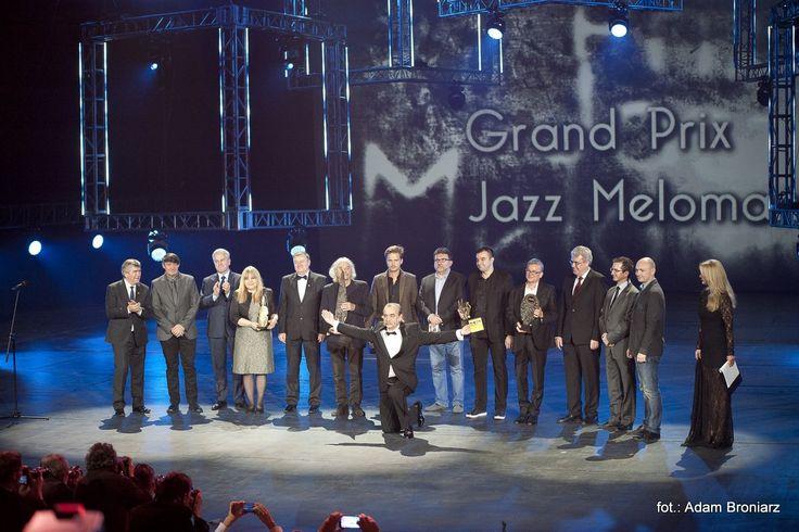 Grand Prix Jazz Melomani 2013 - Foto blog, fotograf Łódź. Fotografia ślubna, mody, krajobrazu.