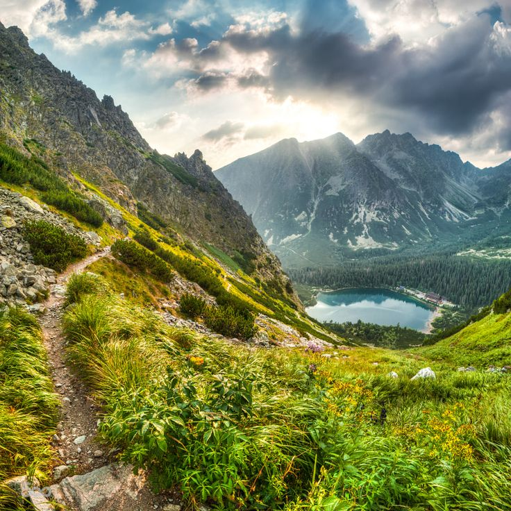 High Tatras, Slovakia (X) - Czechoslovakian Love