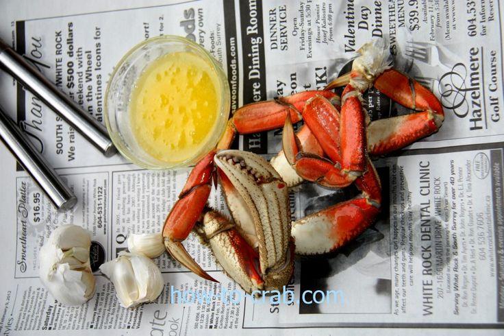 Crab feasts rule!