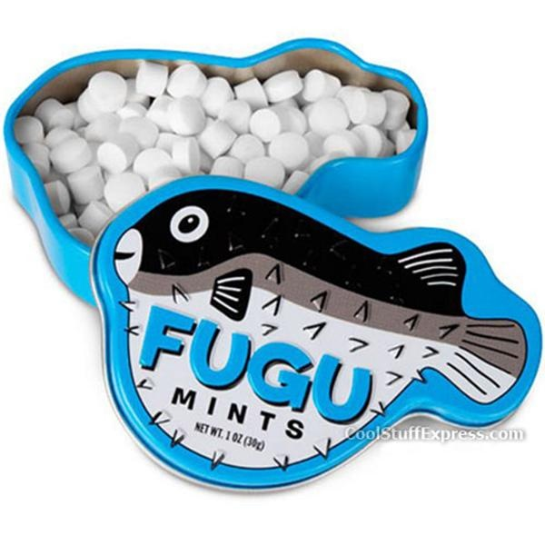 Fugu Flavored Mints