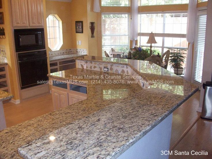 Granite Counter Tops Gallery, Custom Kitchen And Bathrooms