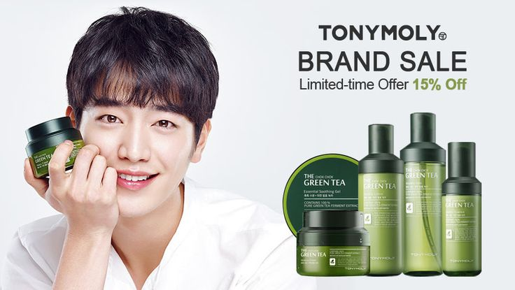 [Cosmetic-Love] Tonymoly Brand Sale 15% - essheinfohelp.ru - Is that Eric Nam?