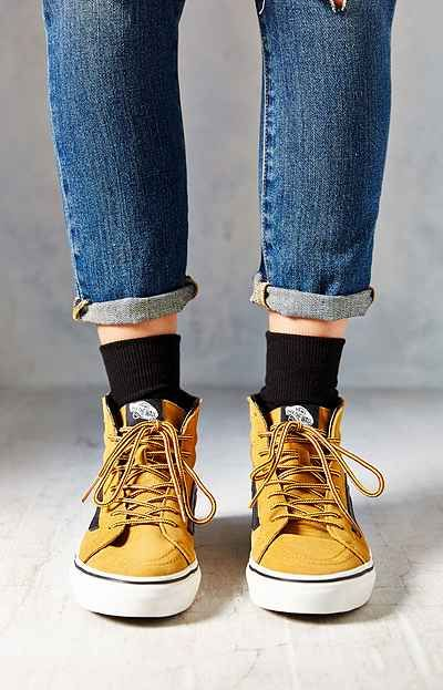 vans sk8-hi slim hi-top sneaker women