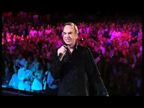 Mom loved Neil Diamond..we saw him at the MGM. Every night at 200 am, ... I hear this and my heart smiles.