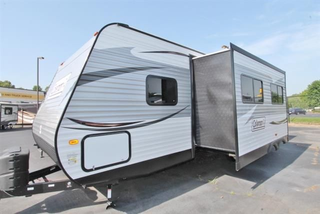 New 2016 Coleman Coleman Travel Trailers For Sale In Nashville, TN - NAS1220595 - Camping World