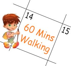 Post image for Intermediate Walking Program