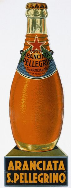 Glorious and timeless: this is Aranciata! #sanpellegrinofruitbeverages #aranciata #throwbackthursday #orange