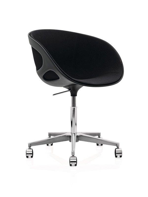 Drehbarer Stuhl Rin von Fritz Hansen | dieter horn