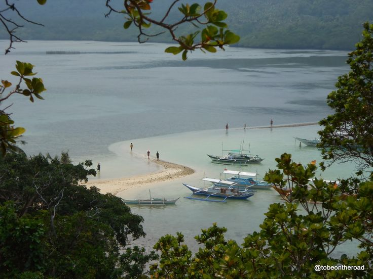 To Be On The Road: Beware Of Food  At Snake Island In El Nido,Philipp...