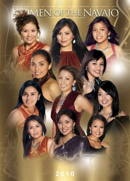 Women of the Navajo.