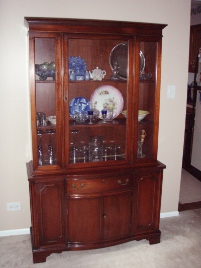 Duncan Phyfe China Cabinet Yard Sales Pinterest What