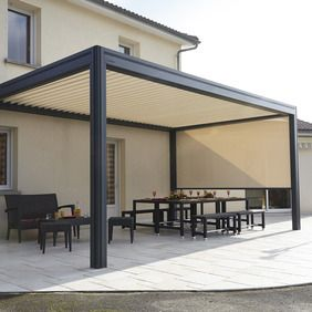 Photo du produit Pergola bioclimatique Hardtop Plus