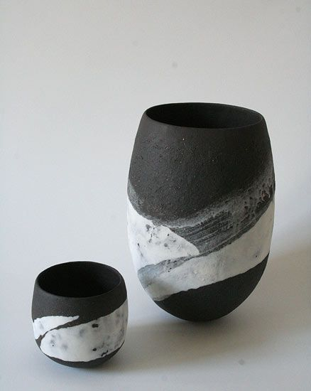 Ceramics by Gabriele Koch at Studiopottery.co.uk - 2012.