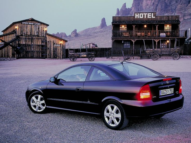 2001 OPEL Astra (G) Coupe by Bertone