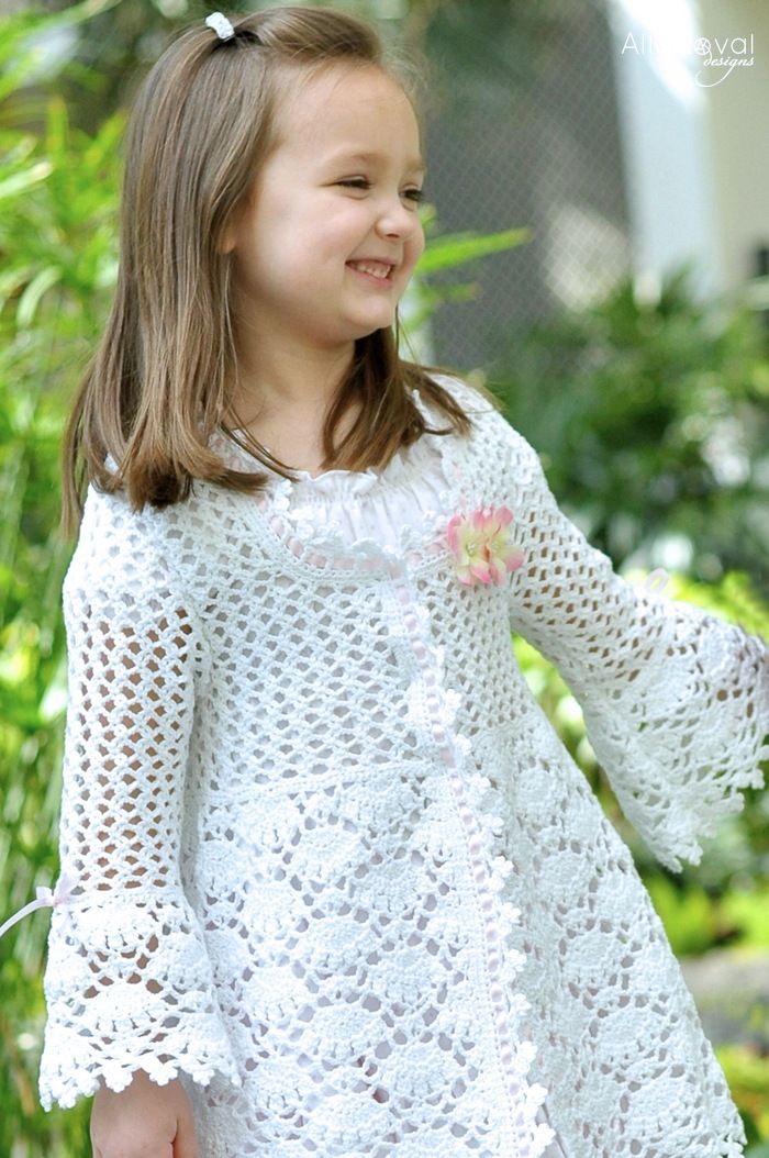 Inspiration Magnolia Lace Coat Pattern Http