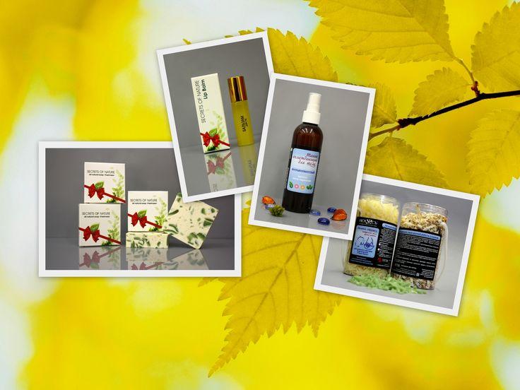 За окном бушует разноцветными красками золотая осень. А у нас есть прекрасные натуральные продукты, чтобы защитить Вашу кожу в этот переменчивый период межсезонья. #натуральнаякосметика