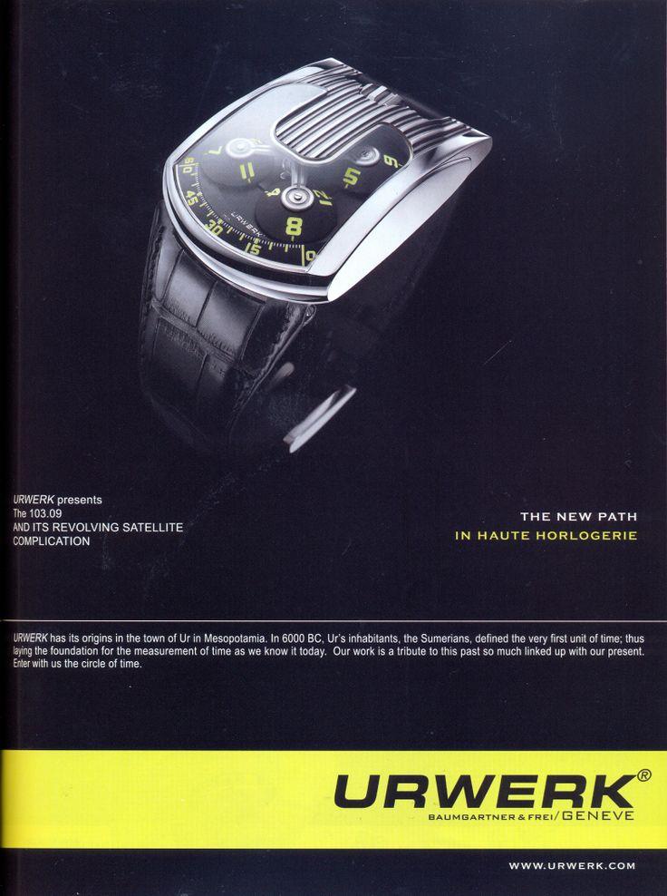 The UR-103.09 - International Watch April 2008
