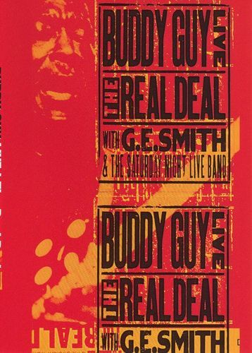 Buddy Guy Live!: The Real Deal - With G.E. Smith and the Saturday Night Live Band [DVD] [1996]