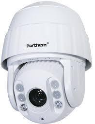 Northern IPPTZ30XIR Full HD 1080p 2 MP True Day/Night IR PTZ Camera with 30X Zoom, 395' Ft. IR
