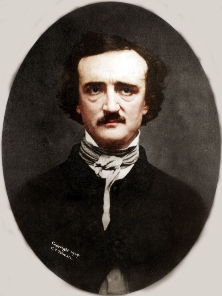 a biography of edgar allan poe as the best known american romantic Edgar allan poe may be best known for his short stories he is considered one of the greatest american writers who ever lived which is quite an accomplishment because.