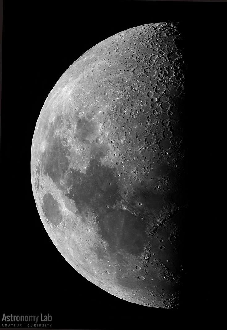 Más de 1000 ideas sobre Luna En Cuarto Creciente en ...