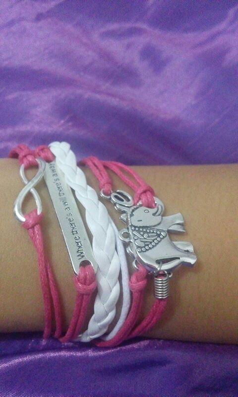 Charmismatic Infinity Elephant Love Bracelet infinity bracelet, infinity bracelets, silver infinity bracelet,  infinity bracelet silver, gold infinity bracelet, infinity symbol bracelet, sterling silver infinity bracelet, personalized infinity bracelet,  rose gold infinity bracelet, infinity bracelet leather, leather infinity bracelet, infinity love bracelet, infinity name bracelet, wrap bracelets, friendship bracelet, twins bracelet, infinity knot bracelet, engraved infinity bracelet