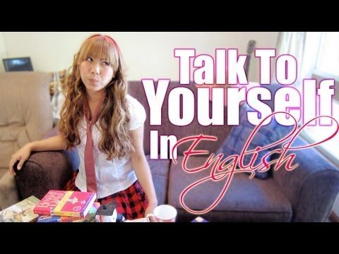 Talk to yourself to improve your spoken ENGLISH - How to Learn English EASILY - http://www.thehowto.info/talk-to-yourself-to-improve-your-spoken-english-how-to-learn-english-easily/