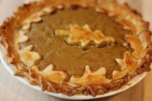 How To Make An Acorn Squash Pie