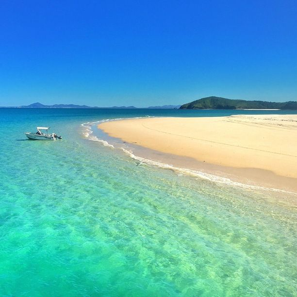 Great Keppel Island, The Keppels, Australia — by Mark Fitz. We really do live in paradise here on the #SouthernGreatBarrierReef!