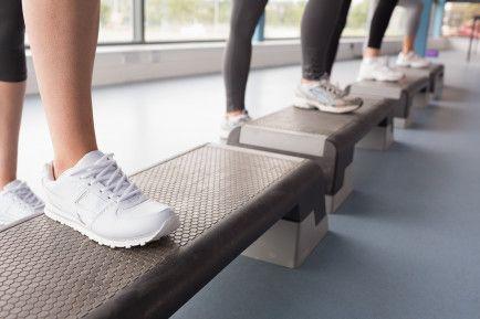 Step Ups for body balance.