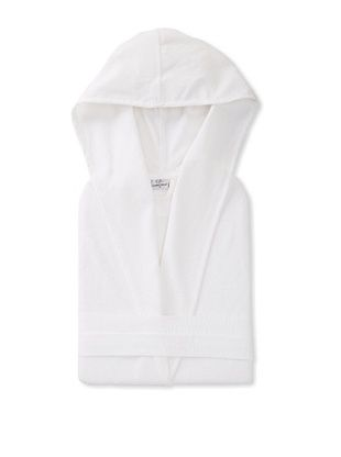 56% OFF Garnier-Thiebaut ATLAS Bath Robe (Blanc)