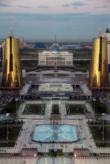 Astana president palace, Kazakhstan