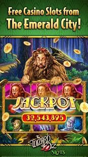 Wizard of Oz Free Slots Casino- screenshot thumbnail