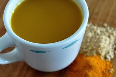 Ginger Turmeric Tea for Anti-Aging, Anti-Cancer and Anti-Inflammatory - Juicing For Health