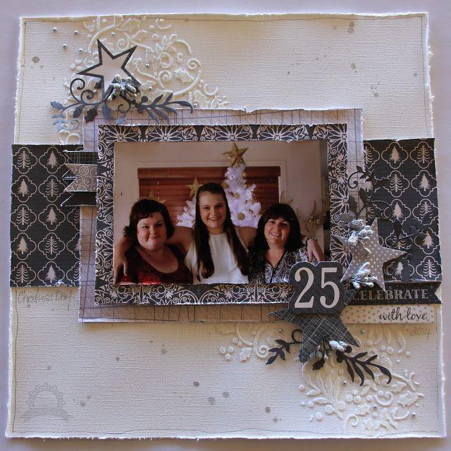 Artdeco Creations Brands: Celebrate Christmas by Kerrie Gurney