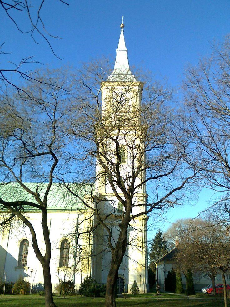 Püspökladány, Református templom.