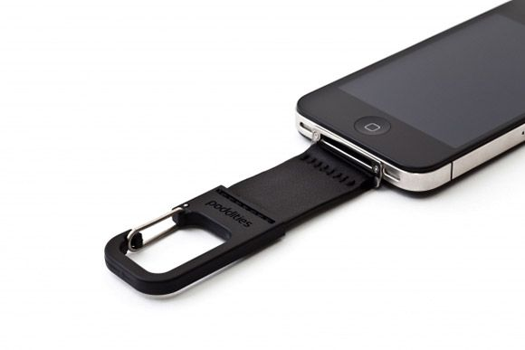 iPhone carrier clip $30: Ideas, The Iphone Carabiner Clip 1, Favorite Things, Technology, Gadgets, Iphone Carabinerclip