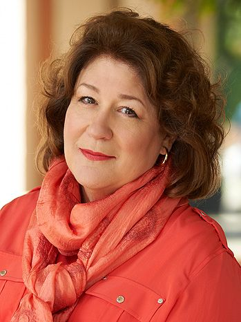 "The towering, queenly Margo Martindale, who ruled as Mags Bennett on ""Justified."""