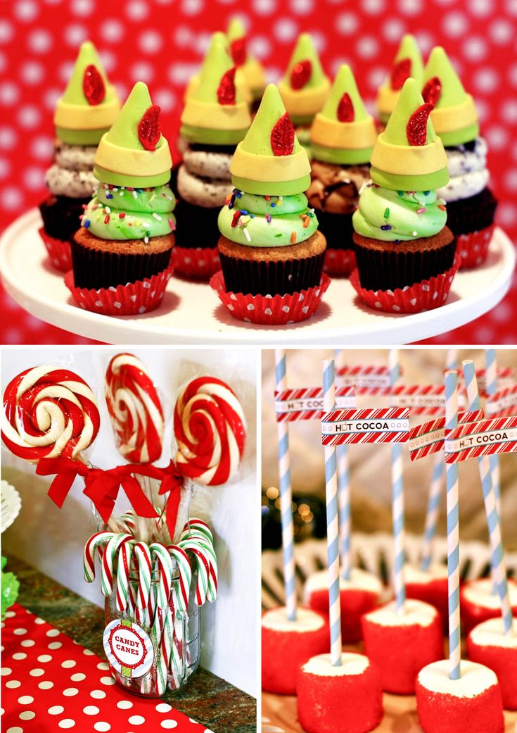 Christmas Brunch Party Ideas Part - 17: Buddy The Elf Christmas Holiday Party!