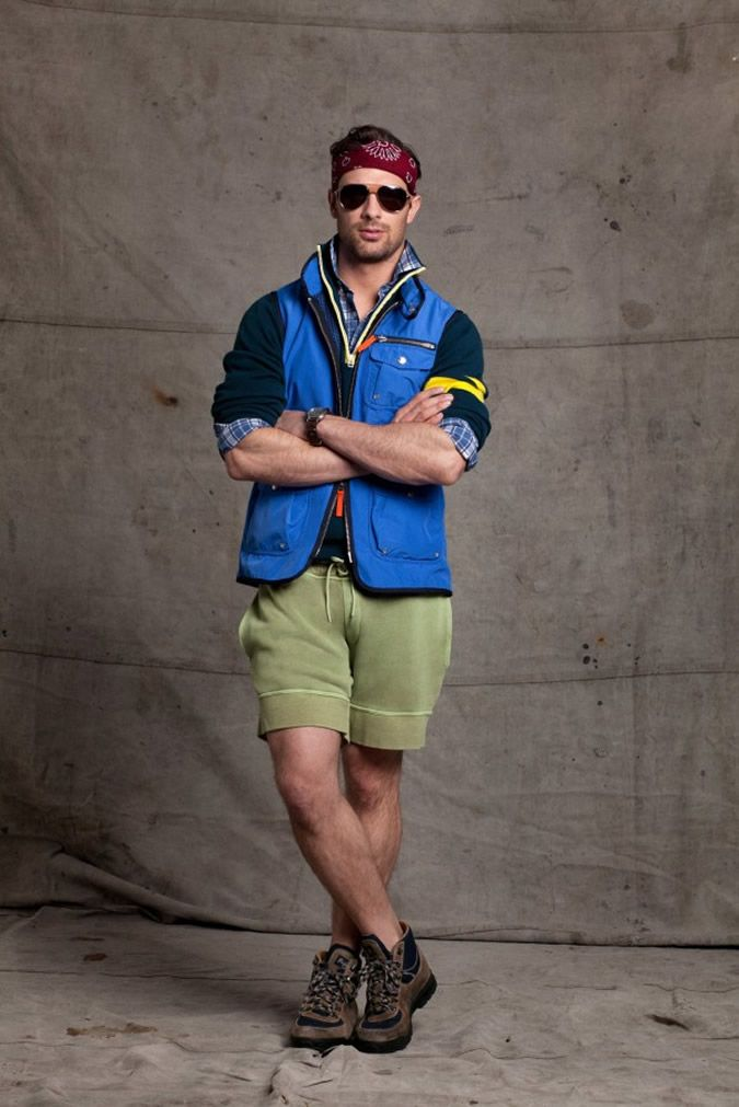 Michael Bastian for GANT SS13 Lookbook