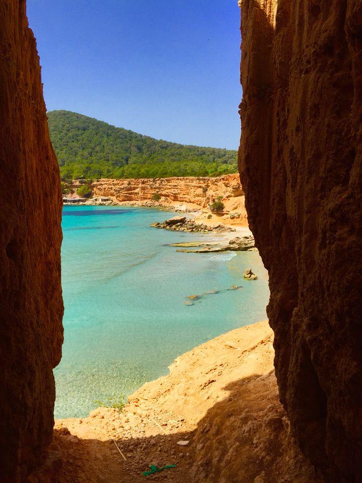 Sa Caletta Beach Vue Waw Ibiza Islas Baléares
