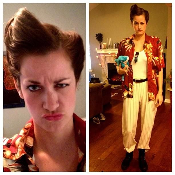 ace costume google search - Ace Ventura Halloween Costumes