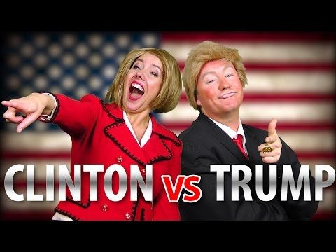 "JoanMira - 7 - Mouv', Rap, Reggae, Dance  (H) all...: Jill Stein & Gary Johnson - ""Hillary versus Trump""..."