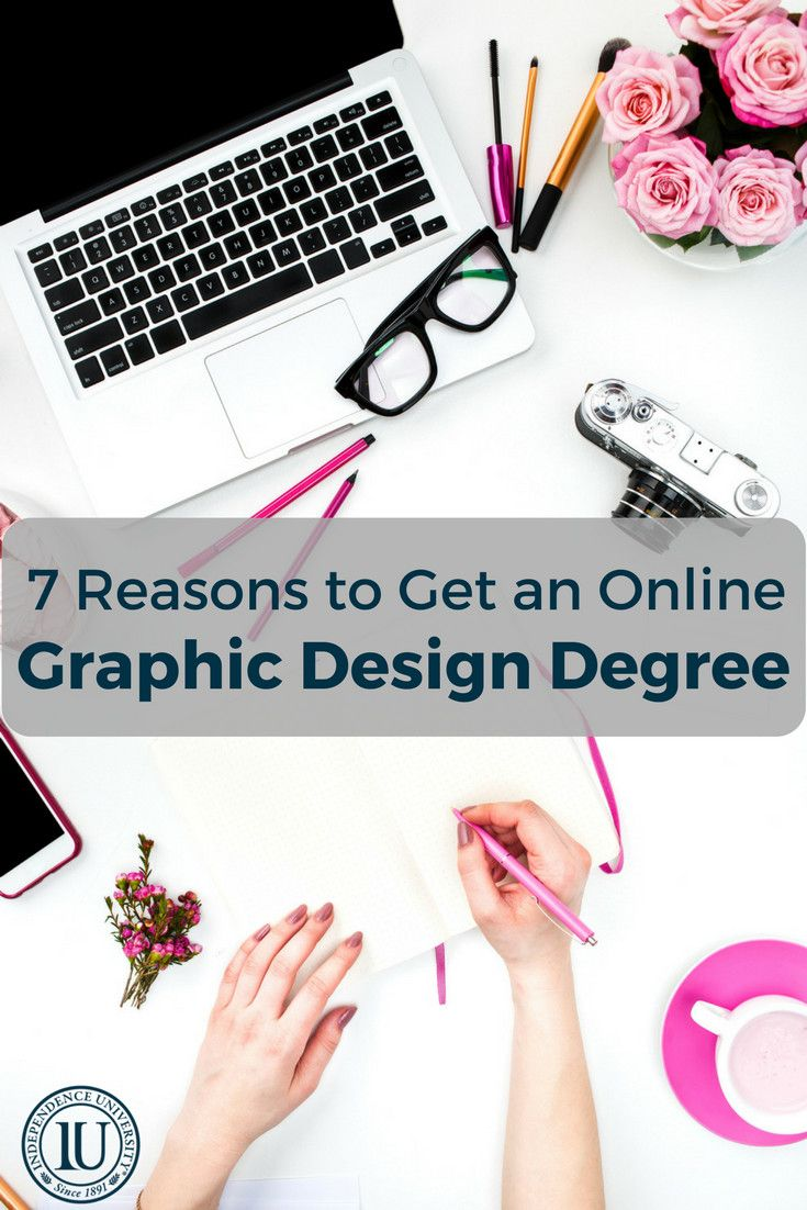 Astounding Seven Reasons To Get An Online Graphic Design Degree If You Beutiful Home Inspiration Cosmmahrainfo